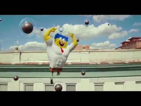 Spongebob: Sponge Out Of Water - One video