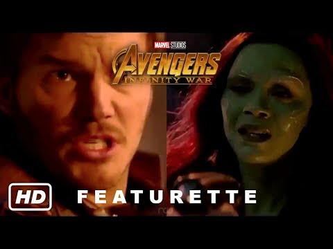 Avengers: Infinity War - Behind The Scenes With Anthony And Joe Russo