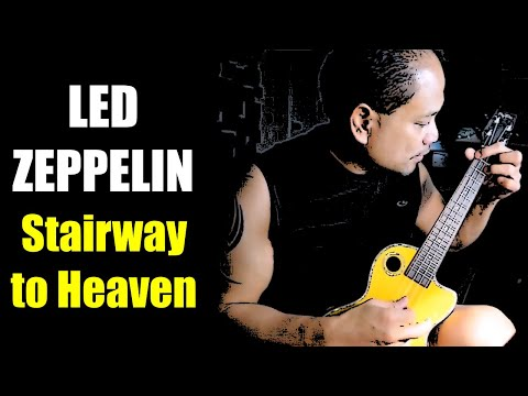 Led Zeppelin - Stairway to Heaven (Ukulele Cover)