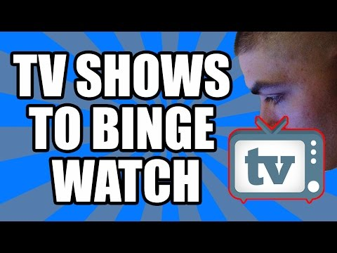 Top TV Shows to Binge Watch | What Do You Watch? - usaaffamily vlog