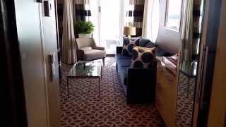 Quantum of the Seas Superior Grand Suite Room #6234