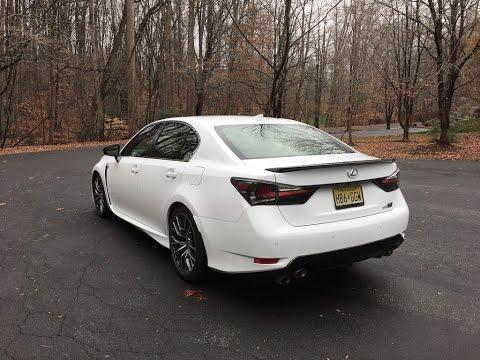 2016 Lexus GS F – Redline: First Impressions