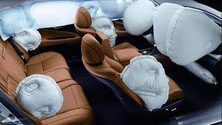 Sơ lược về hệ thống túi khí trên xe ô tô - Airbag | Lucky Luan