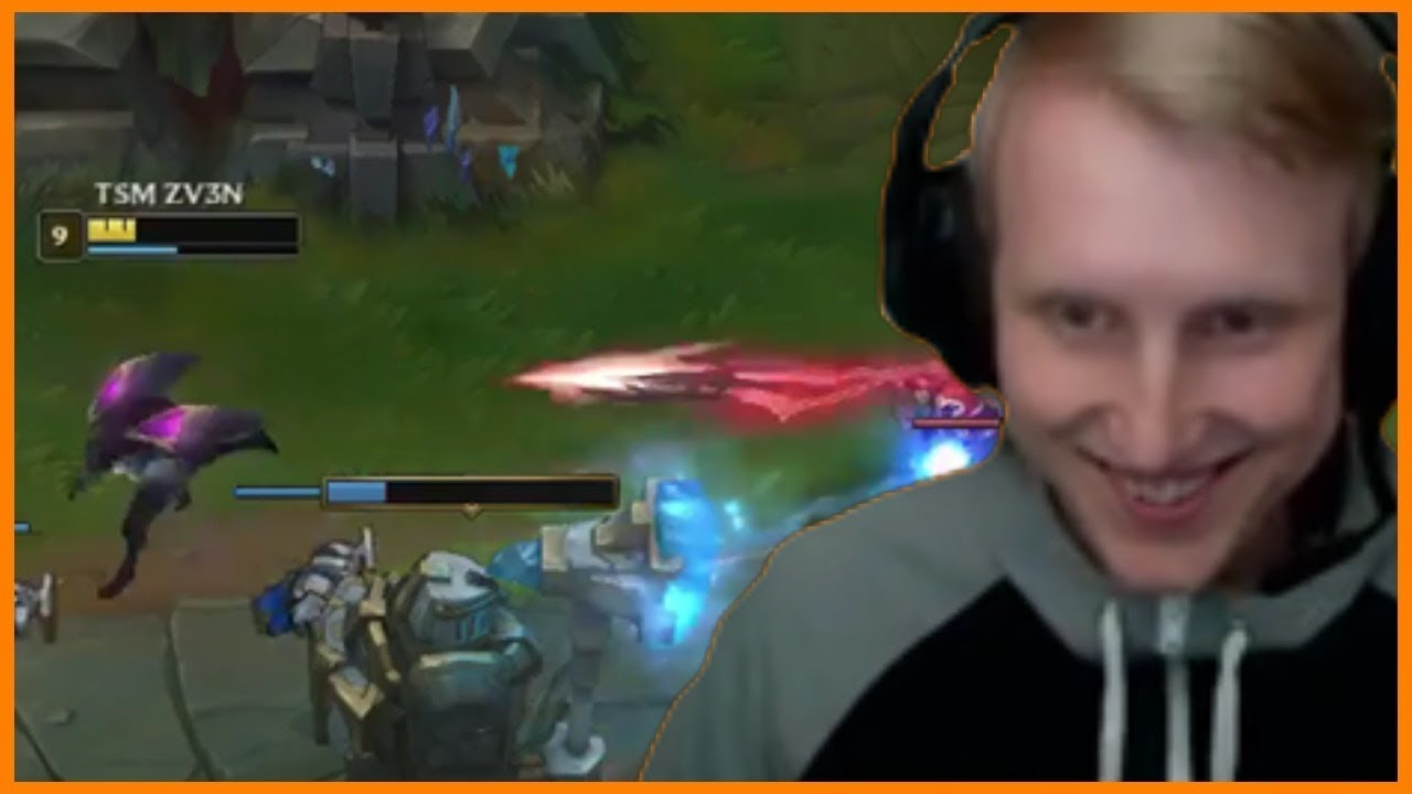 TSM Zven Finds a Very Good ADC in Solo Q - Best of LoL Streams #355