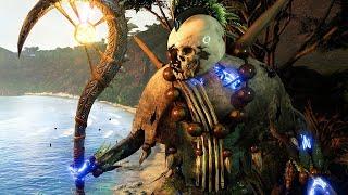 Nightmarchers: The Gods Retake Hawaii (PRE-ALPHA GAMEPLAY)