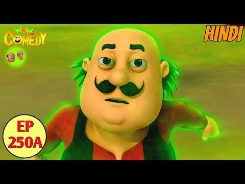 Motu Patlu in Hindi | 3D Animated Cartoon Series for Kids | Remote Control thumbnail