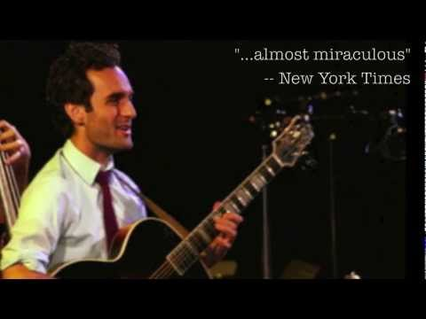 Julian Lage/Juanito Pascual Double-bill - Somerville Theatre, Nov. 3, 2012