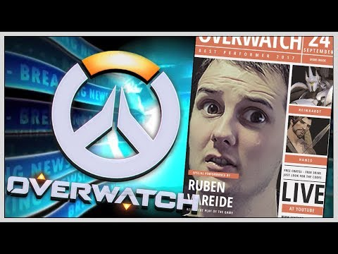 NYE ULTS OG RAKETTER - Norsk Overwatch Let's Play