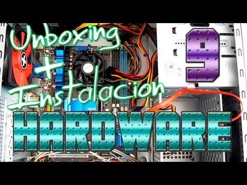Componentes - Instalar el procesador o CPU en el socket de una placa base