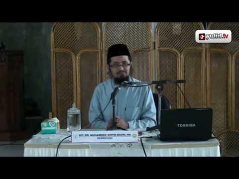 8 Kunci Sukses Dalam Hidup (Bagian 1) - Ustadz Muhammad Arifin Badri