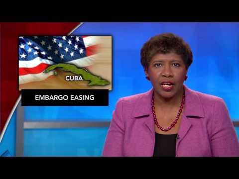 Cuba Embargo Easing
