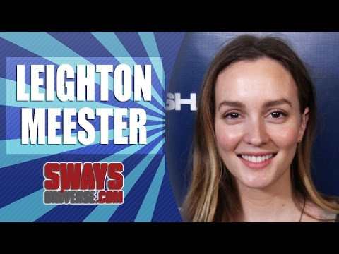 Leighton Meester Talks Musical Influences, New Album & Playing a Lesbian in