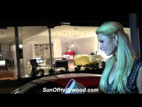 Paris Hilton And Petra Ecclestone Leave Madeo's For Dinner… Then A Monster Brawl Breaks Out !!!!