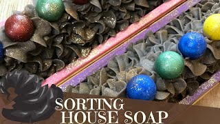 Making Of The Sorting House Cold Process Soap | 🔥 GYPSYFAE CREATIONS