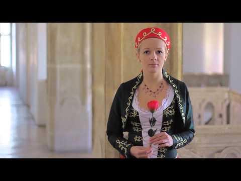 Magyar Rózsa - Elindultam Szép Hazámbúl (official Video - 2013)