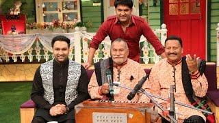 The kapil sharma show Wadali Brothers best performance