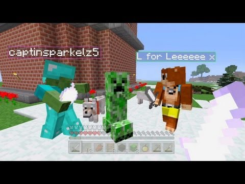 Minecraft Xbox — The Friendly Creeper [53]