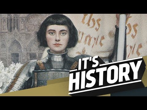 JOAN OF ARC - The Maid of Orléans - IT'S HISTORY thumbnail