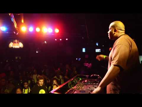 Producer Battle in St Louis - Red Bull Big Tune round 1&semi-finals