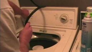 2000 Sears Kenmore washing machine and 1960's Kenmore Dryer