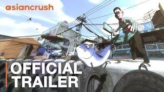 Padak: Swimming to Sea | Official Trailer [HD] | Korean Animated Movie