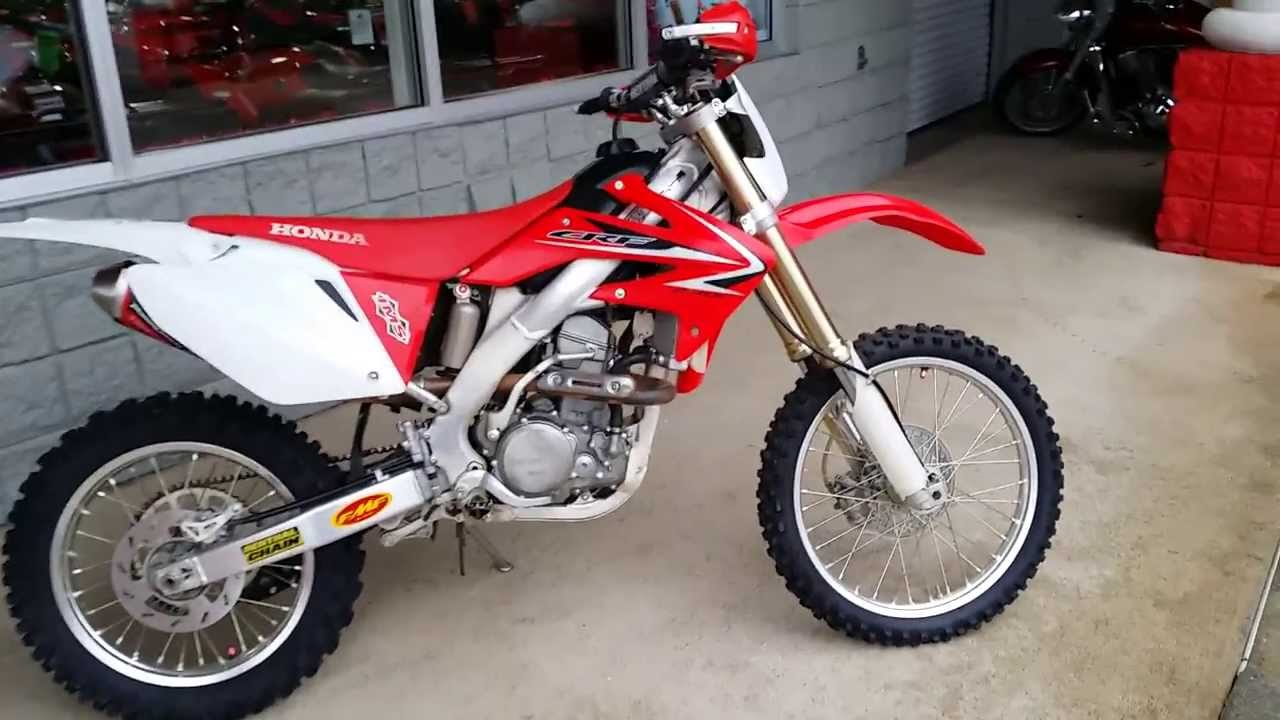 Used 2009 crf250x for sale at honda of chattanooga tn al for Honda dealerships in alabama