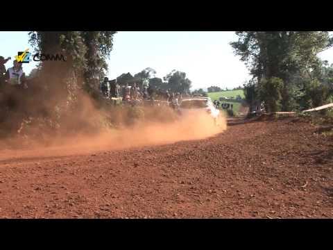 Qualifying Stage - Rally de Erechim 2015