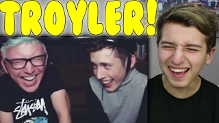 Download Lagu Best Troyler Moments Reaction | Troye Sivan and Tyler Oakley Gratis STAFABAND