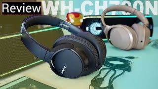 Sony WH-CH700N Review - They're A Lot Better Than I Expected