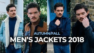 Best Men's Jackets And Coats For Autumn/Fall