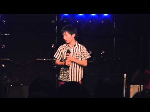 尾崎豊「I Love You」 ライブ映像♪♪♪ 橋本峻
