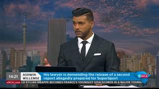Ashwin Willemse: Latest talks with SuperSport break down