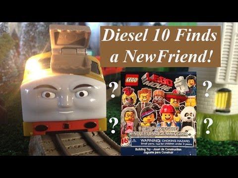 New Surprise Lego Movie