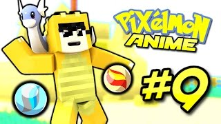 Pixelmon Anime ? BILL'S LAB + MEGA STONES! (Minecraft Pixelmon 5.0.2 Roleplay) Episode 9