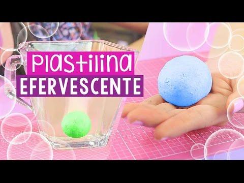 PLASTILINA EFERVESCENTE ESPONJOSA IMPOSIBLE ✎ Craftingeek