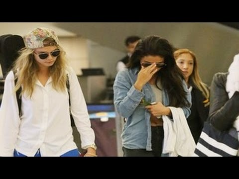Selena Gomez Slammed with Justin Bieber Questions on her Return to LA