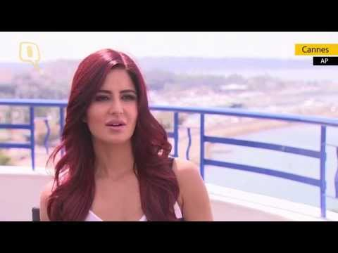 Katrina Kaif Makes her Debut at the Cannes Film Festival