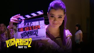 "Pitch Perfect 2 - Featurette: ""On the Set"" (HD)"