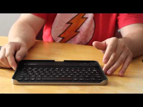 Accessory Review: Logitech Case/keyboard for the Samsung Galaxy Tab 10.1