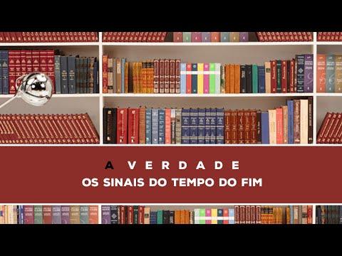 04-A Verdade Sobre Os Sinais Do Tempo Do Fim (DVD - A Verdade) - Pr. Luís Gonçalves