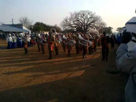 TATE TJIJOMBO ST JOHN BRASS BAND NAMIBIA