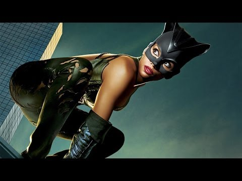 Stupid Movie Of The Week! Catwoman (2004) Movie Review by JWU
