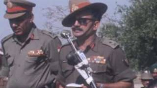 Pakistan Army Surrenders In Bangladesh