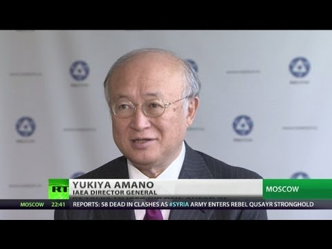 'Iran conducts nuclear activities in quite steady manner' - IAEA chief
