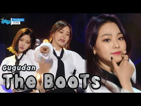 [Comeback Stage] GUGUDAN - Lovesick+The Boots, 구구단 - 러브식+더 부츠 Show Music core 20180203