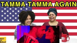 "download lagu Americans React To ""tamma Tamma Again"" From Badrinath Ki gratis"