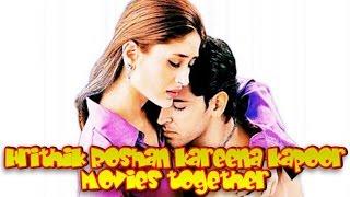 Hrithik Roshan Kareena Kapoor Movies together : Bollywood Films List 🎥 🎬