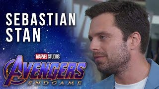 Sebastian Stan at the Premiere