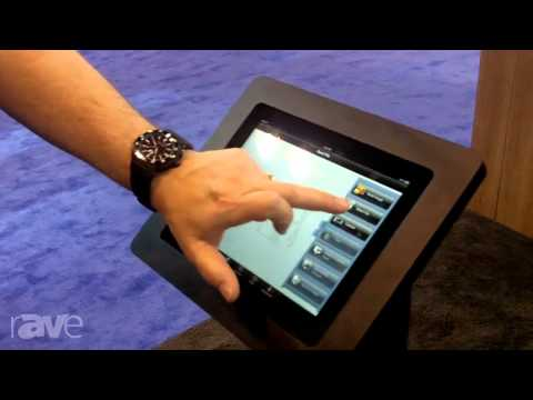 InfoComm 2013: Sharp Showcases the Office Area of the Booth