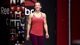 Miesha Tate stops by as a guest coach for Team Claudia